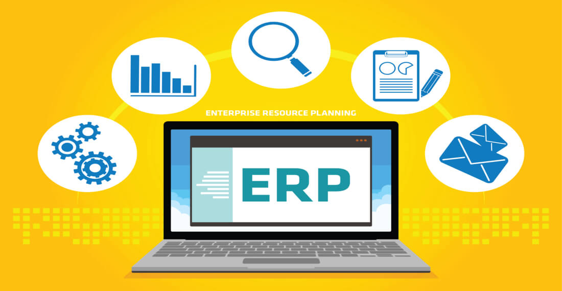 What Exactly Is An ERP System? Top 5 Benefits Of ERP Software